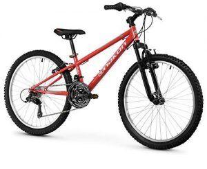 Bicicleta Montaña 24 Pulgadas Aluminio
