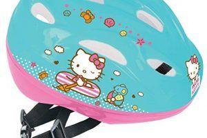 Casco Hello Kitty Bicicleta