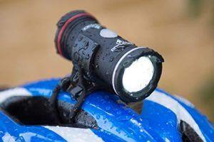 Linterna para Casco de Bicicleta