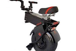 Monociclo a Motor