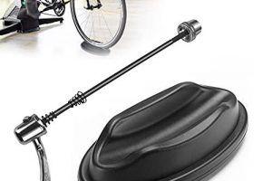 Rodillo Bicicleta Fija para Entrenamiento en Casa