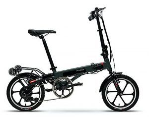 Bicicleta Eléctrica Raptor