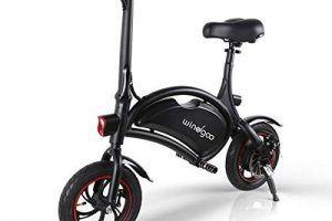 Bicicleta Eléctrica sin Pedales