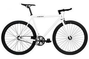 Bicicleta Fixie con Cambios
