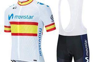 Bicicleta Movistar