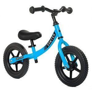 Bicicleta sin Pedales Sawyer