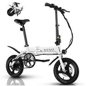 Bicicletas de 4 Ruedas Eléctricas