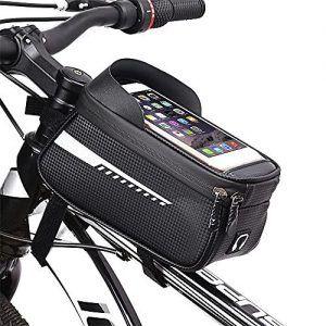 Bolsa Manillar Impermeable Bicicleta