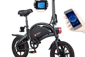 Sistema Eléctrico para Bicicletas