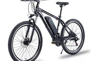 Bicicleta Eléctrica Moto Monty