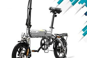 Bicicleta Plegable 14