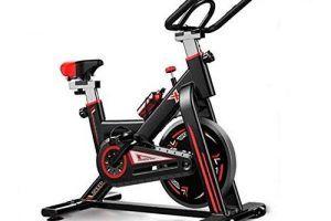 Bicicleta Spinning Control por Potencia