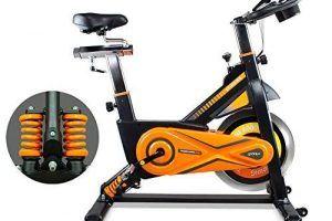 Bicicleta Spinning Horizon Ic7