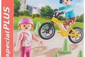 Paseo en Bicicleta de Montaña Playmobil